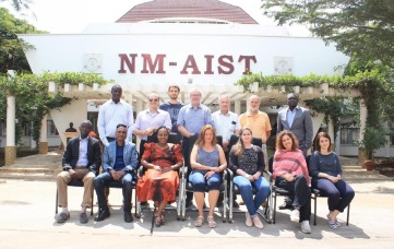 Project meeting and block course in Arusha, Tanzania – 5-9 November 2018