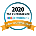 U-Multirank 2020 - International Joint Publications